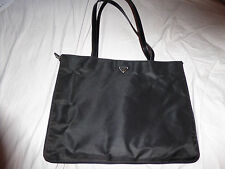 Authentic Guranteed prada nylon tote bag vintage never used