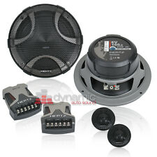 "HERTZ ESK 165.5 Energy Series 6.5"" 2-Way Car Audio Component Speakers 300W New"