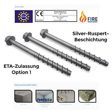 Betonschraube Schraubanker Direktbefestigungsanker Sechskantkopf ETA-Zulassung
