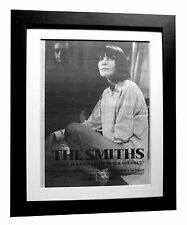 SMITHS+There Is A Light+POSTER+AD+ORIGINAL 1992+QUALITY FRAMED+FAST GLOBAL SHIP