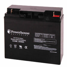 Rechargeable Batteries 20Ah Amp Hours
