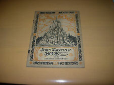 JOHN MARTIN'S BOOK  NOVEMBER  1926  NO COVER  EARLY POOH AD