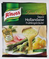 (7,80€/1L) Knorr Feinschmecker 5 x Sauce Hollandaise Frühlingskräuter
