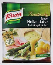 Knorr Feinschmecker 5 x Sauce Hollandaise Frühlingskräuter