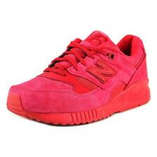Zapatillas deportivas de hombre New Balance de color principal rojo de ante