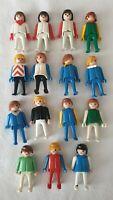 Vintage Bundle Playmobil Geobra Assorted Play Figures childrens toys 1974