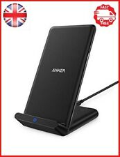 Wireless Charger Anker PowerPort Wireless 5 Stand Fast Charge A2523011 iPhone 8