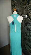 RALPH LAUREN MAXI DRESS  New (RRP £285) party dress with side pockets size S