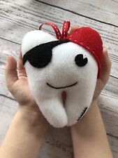 Tooth fairy pillow boy (pirate)