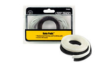 Replacement pads for Roto train wheel cleaner HO/OO/N