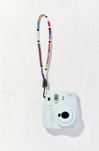NWT Urban Outfitters Le Pom Pom Accessories Instant Mini Camera Strap / Wristlet