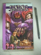 Sentinal: Past Imperfect Vol. 3 (2006, Paperback Digest Collecting Sentinal #1-5