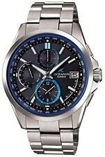 CASIO OCW-T2600-1AJF OCEANUS Classic Elegant Watch Tough MTV JAPAN OCW-T2600-1A