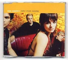 Die Happy Maxi-CD Cry For More - 3-track CD - Marta Jandova Jandová