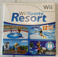Wii Sports Resort (Nintendo Wii, 2009) Sleeve And Disk Only Tested Works