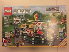 New Lego Creator Expert 10244 Fairground Mixer Canival Brand New Retired Set