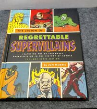 Exclusive Legion of Regrettable Supervillains Book (Loot Crate)