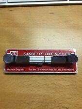 Vintage Bib Cassette Tape Splicer