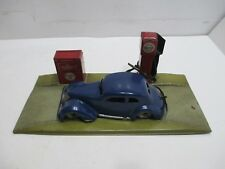 TIPPCO MERCEDES AND STANDARD OIL ESSO LUB GAS STATION MADE IN GERMANY EXCELLENT