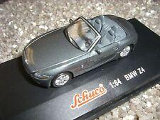 BMW Z 4 gris métallique SCHUCO Edition 1:64