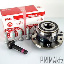FAG 713610610 Wheel Bearing Kit Audi A3 Q3 Seat Leon Altea Skoda Octavia II