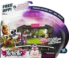 Nerf Rebelle Mission Central App Rail Mount works w iPhone iPod Galaxy HTC Droid
