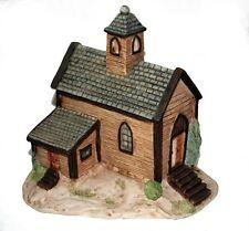 Castagna Kirche Church in the Vale Wild West Series Sammlerfigur CAS0277