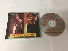 Over the Years 1995 Import by Gregory Isaacs CD 5016930920290