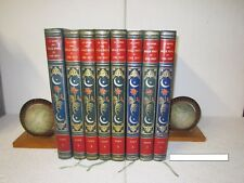Le livre des mille nuits et une nuit 8 volumes. Fasquelle.Traduction Mardrus TB2