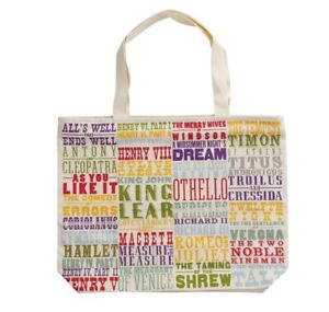 The Royal Shakespeare Company Plays Bag