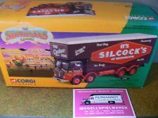 1/50 Corgi Corgi 12601 Foden LKW Silcocks of Warrington 12601