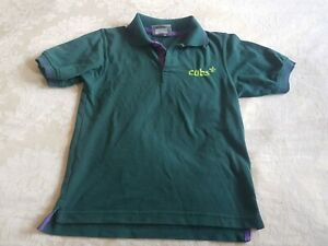 "Beaver Scout Jumper Uniform Sweater Size 34/"" Charity Auction"