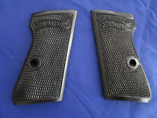 Walther PP Black Late War Grips