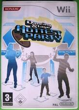 ★☆☆ Nintendo Wii game - Dancing Stage Hottest Party ☆☆★