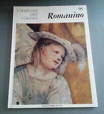 I MAESTRI DEL COLORE Romanino (n.95) - Fabbri Editori 1965