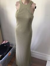 SZ 10 REVIEW MAXI FORMAL DRESS NWT  *BUY FIVE OR MORE ITEMS GET FREE POST