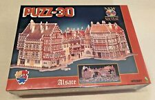 Puzz 3D Alsace Puzzle - 959 Pieces - Sealed in Box!