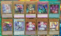 YUGIOH 100 CARD 1st EDITION ALL HOLOGRAPHIC HOLO FOIL COLLECTION LOT! MINT-NM