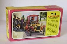 Repro Box Matchbox MOY Nr.11 1912 Packard Landaulet Blisterbox