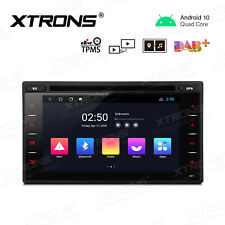 "Universal 6.2"" Car Android 10 CD DVD GPS Stereo 2 DIN Radio Bluetooth for Nissan"