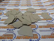 Weidmuller, 1060000000, W-Series, Accessories, End plate 50/PKG