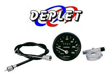 Compteur TRANSVAL mobylette MOTOBECANE 51S MBK 51 GRIMECA NEUF moped counter 121
