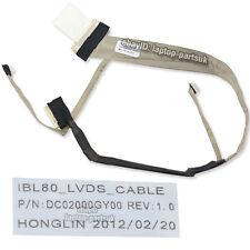 """Compaq Presario C700 Series Nuevas Cable Del Lcd de 15,4 """"Pantalla P/n: Dc02000gy00"""