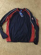 Mizuno Windlite Team USA Men's Volleyball Jersey Shirt Size Medium
