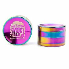 Smokezilla Iridescent Metal Grinder To Grind Up Some Fresh Herb For A Good Time