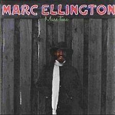 Marc Ellington Marc Time CD+Bonus Track NEW SEALED 2011