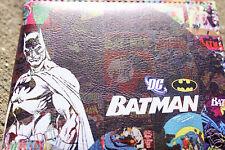 * BATMAN Shadow of the BAT Wallet Bi fold US Seller cosplay comic con Cool gift