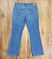 Levis Signature Low Rise Boot Cut Jeans Stretch Denim Women's Misses 10 Medium