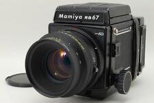【Exc+++++】MAMIYA RB67 Pro SD Medium Film Camera K/L 127mm f/3.5 From Japan #96