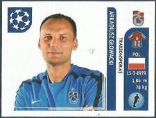 PANINI UEFA CHAMPIONS LEAGUE 2011-12- #127-TRABZONSPOR-ARKADIUSZ GLOWACKI